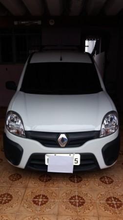 Renault Kangoo Express 1.6 16V Hi-Flex (com porta lateral corr.) - Foto #2
