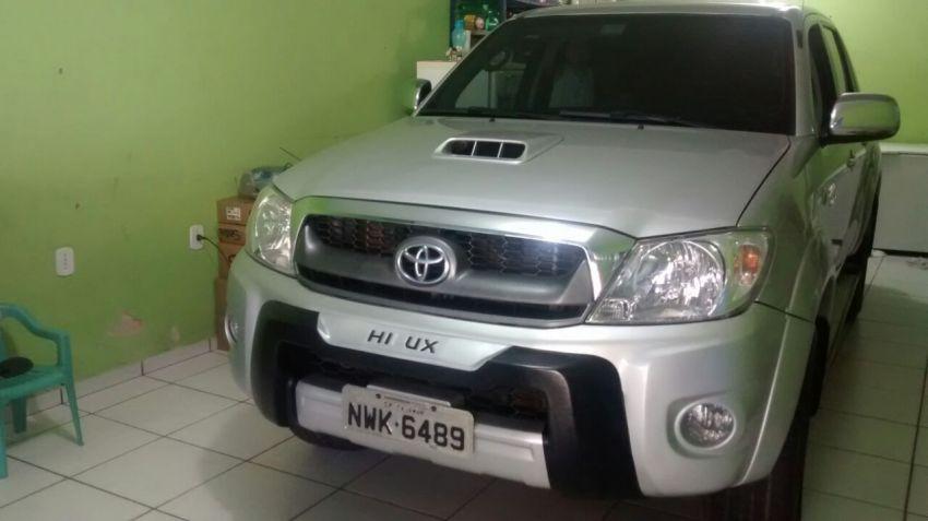 Toyota Hilux 2.7 Flex 4x2 CD SR Auto - Foto #6