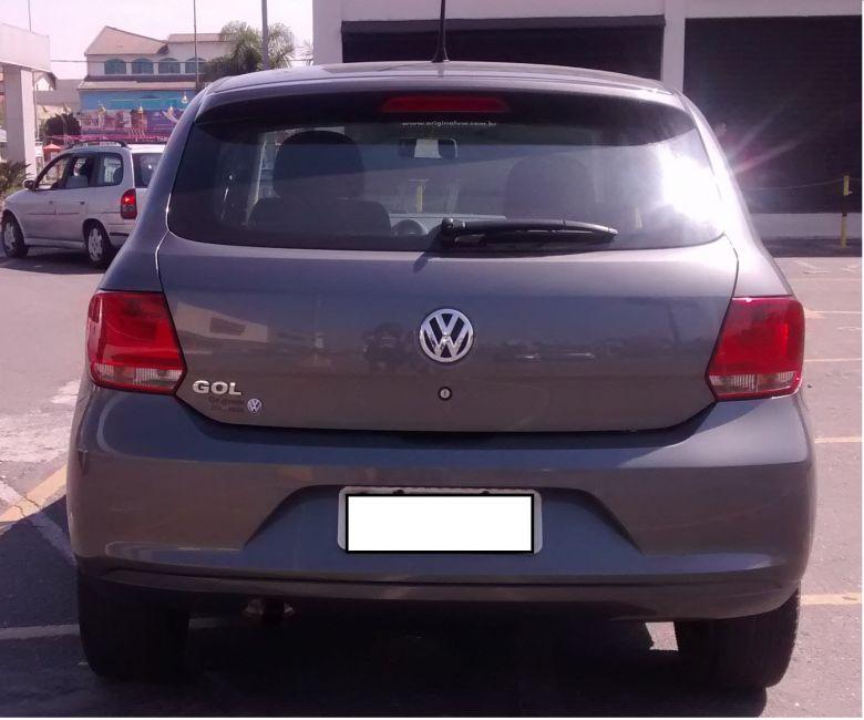 Volkswagen Gol Trend 1.0 MI - Foto #5