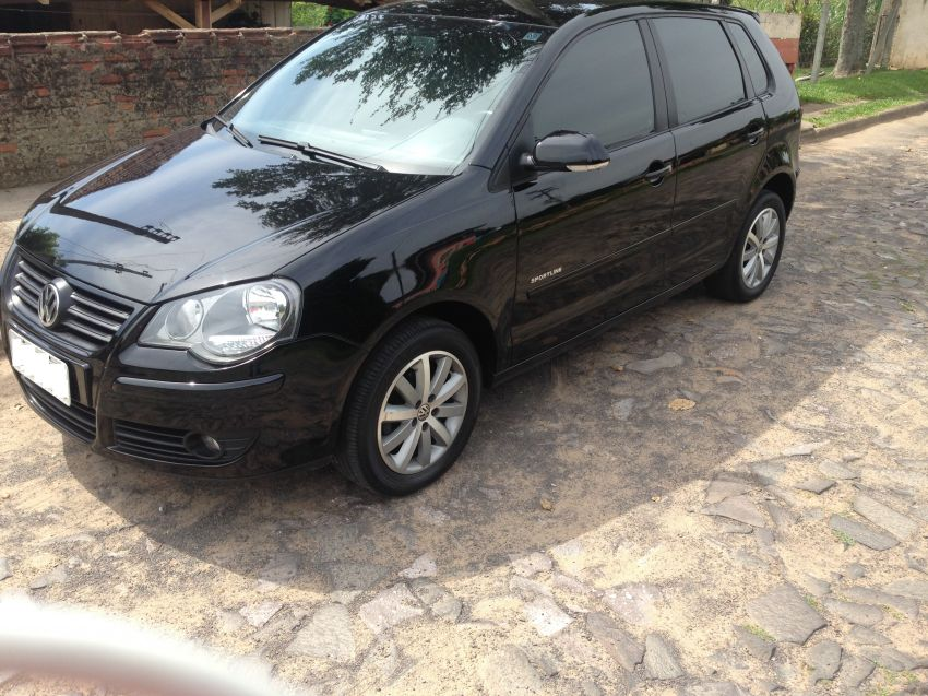 Volkswagen Polo Hatch. Sportline 1.6 8V (Flex) - Foto #5