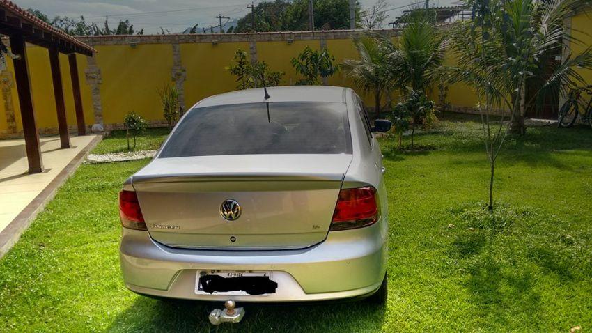 Volkswagen Voyage Comfortline 1.6 (Flex) - Foto #10
