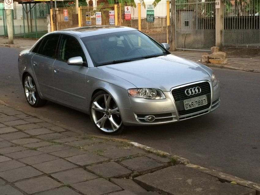 Audi A4 1.8 20V Turbo (163hp) (multitronic) - Foto #3