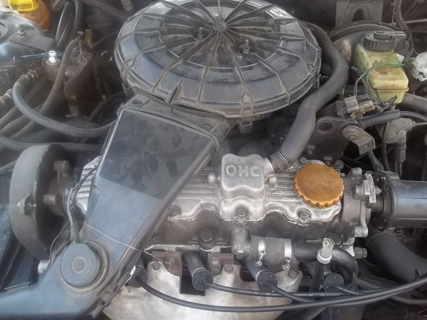 Chevrolet Monza Sedan GL 1.8 EFi - Foto #6