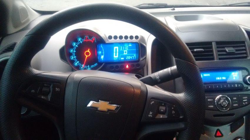 Chevrolet Sonic Hatch LT 1.6 (Aut) - Foto #3