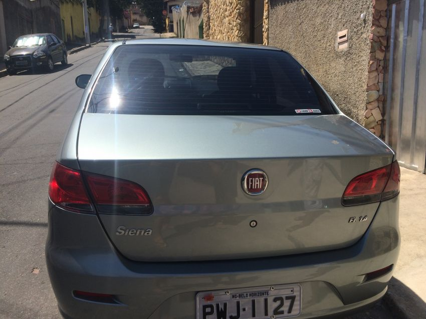 Fiat Siena EL 1.4 8V (Flex) - Foto #9