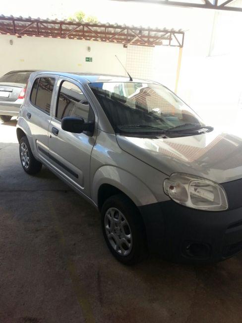 Fiat Uno Vivace 1.0 (Flex) 4p - Foto #3