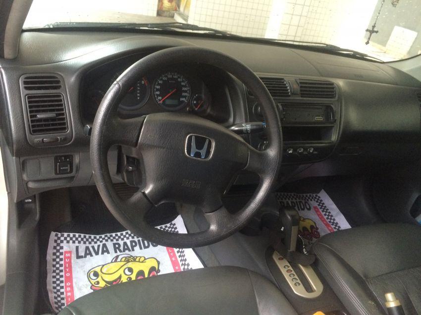 Honda Civic Sedan EX 1.7 16V - Foto #5