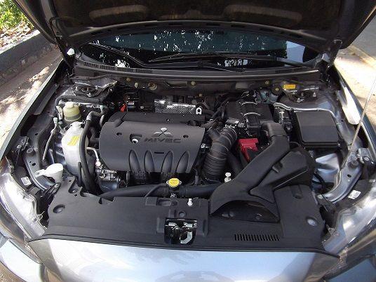 Mitsubishi Lancer 2.0 16V CVT (aut) - Foto #7