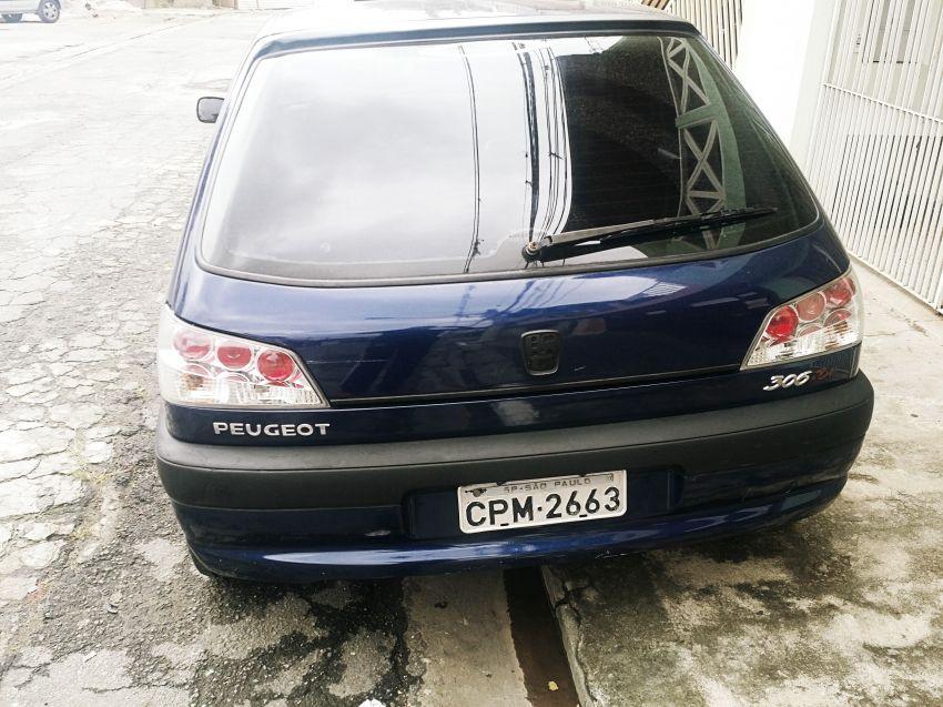 Peugeot 306 Hatch. Passion 1.8 16V - Foto #3