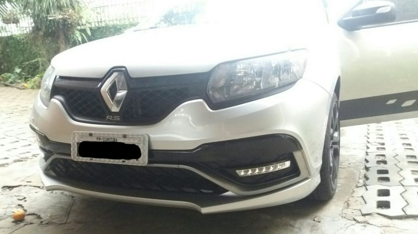 Renault Sandero RS 2.0 16V (Flex) - Foto #3
