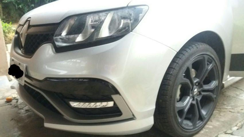 Renault Sandero RS 2.0 16V (Flex) - Foto #4