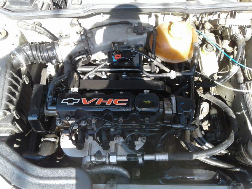 Chevrolet Corsa Sedan Classic 1.0 VHC 8V - Foto #7
