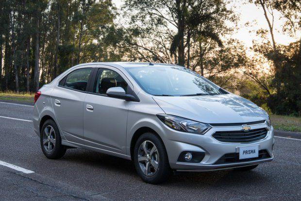 Chevrolet Prisma 1.4 SPE/4 Eco LTZ (Aut) - Foto #1