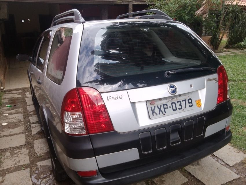 Fiat Palio Weekend Adventure Try On 1.8 8V (Flex) - Foto #4