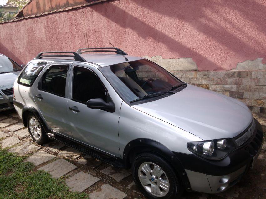 Fiat Palio Weekend Adventure Try On 1.8 8V (Flex) - Foto #8