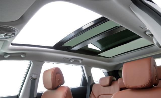 Hyundai Santa Fe 3.3L V6 4x4 (Aut) 7L - Foto #5
