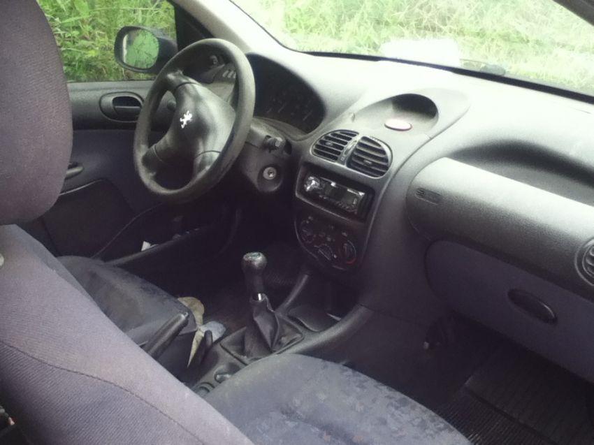 Peugeot 206 Hatch. Soleil 1.6 16V 2p - Foto #5