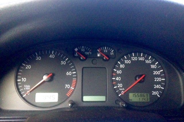 Volkswagen Passat 1.8 (Aut) - Foto #2