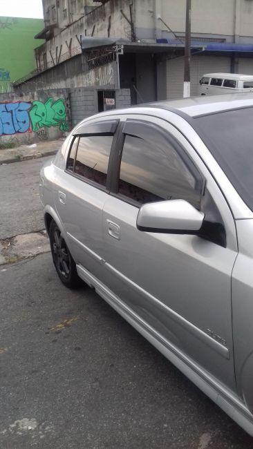 Chevrolet Astra Sedan Elite 2.0 (Flex) - Foto #2