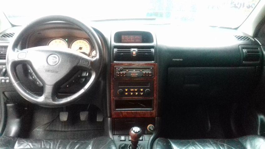 Chevrolet Astra Sedan Elite 2.0 (Flex) - Foto #4