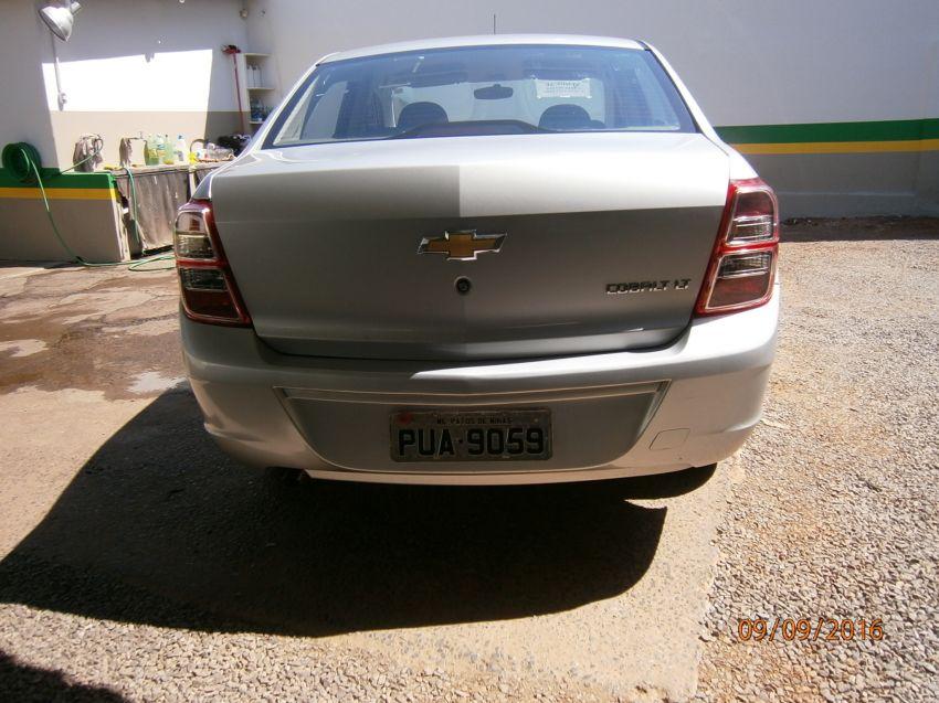 Chevrolet Cobalt LT 1.8 8V (Aut) (Flex) - Foto #5