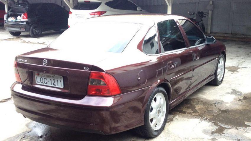 Chevrolet Vectra CD 2.0 MPFi - Foto #4