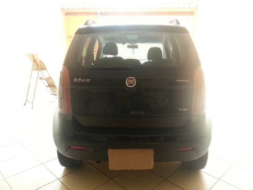 Fiat Idea Essence 1.6 16V E.TorQ - Foto #3