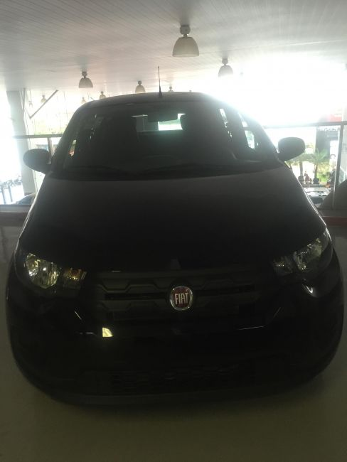 Fiat Mobi Evo Easy 1.0 (Flex) 4p - Foto #2