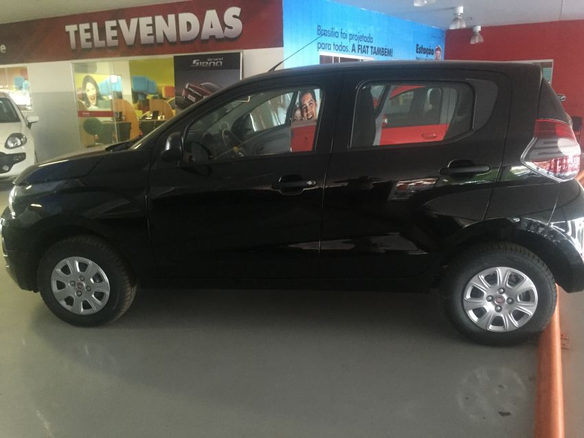 Fiat Mobi Evo Easy 1.0 (Flex) 4p - Foto #7