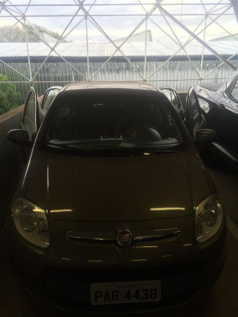 Fiat Palio Attractive 1.4 (Flex) - Foto #2