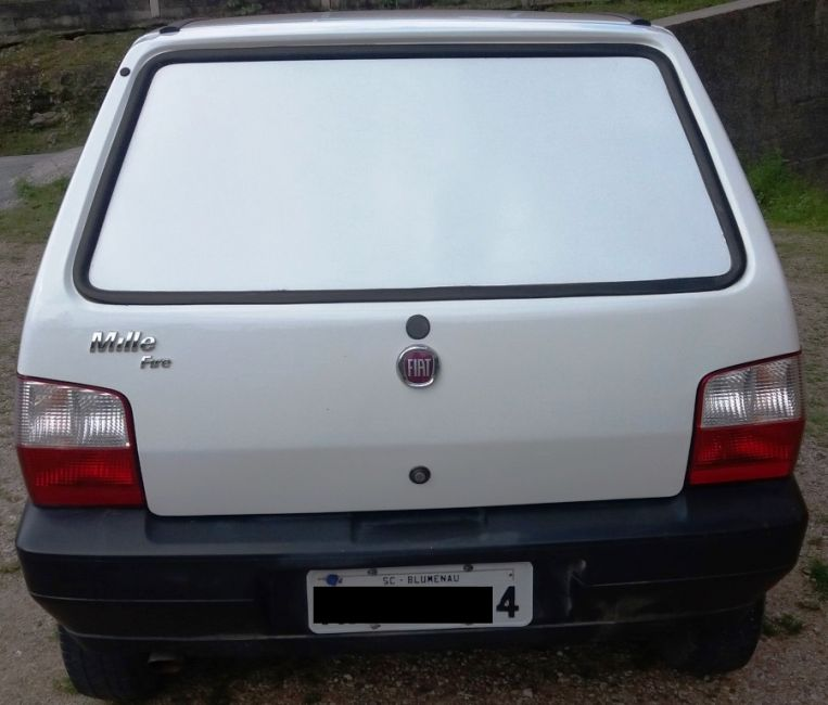 Fiat Uno Furgão Fire 1.3 (Flex) - Foto #1