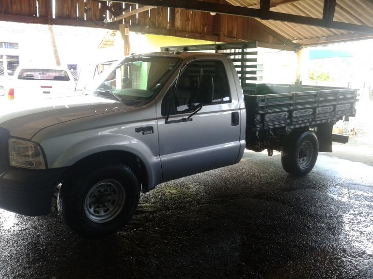 Ford F350 (Cabine Simples) - Foto #8