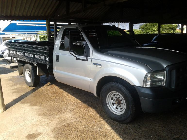 Ford F350 (Cabine Simples) - Foto #9