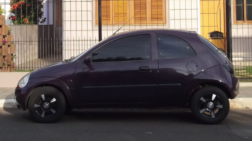 Ford Ka CLX 1.3 MPi - Foto #2