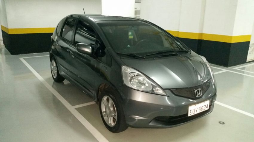 Honda Fit DX 1.4 (Flex) - Foto #6