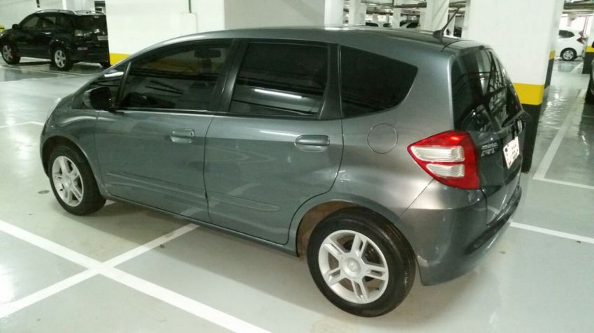 Honda Fit DX 1.4 (Flex) - Foto #7