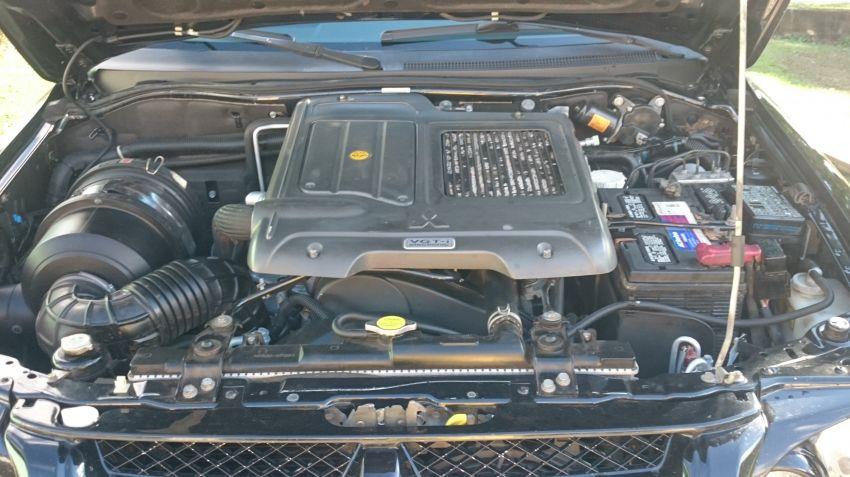Mitsubishi Pajero Sport HPE 4x4 2.5 (aut) - Foto #8