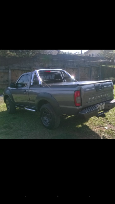 Nissan Frontier XE 4x2 2.8 (cab. simples) - Foto #1