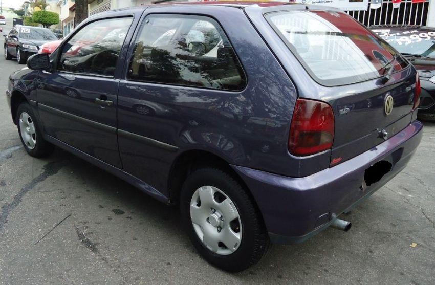 Volkswagen Gol Atlanta 1.8 i - Foto #5
