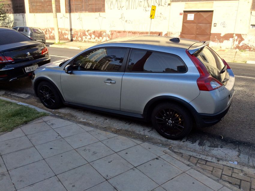Volvo C30 T5 Top 2.5 Turbo (aut) - Foto #3
