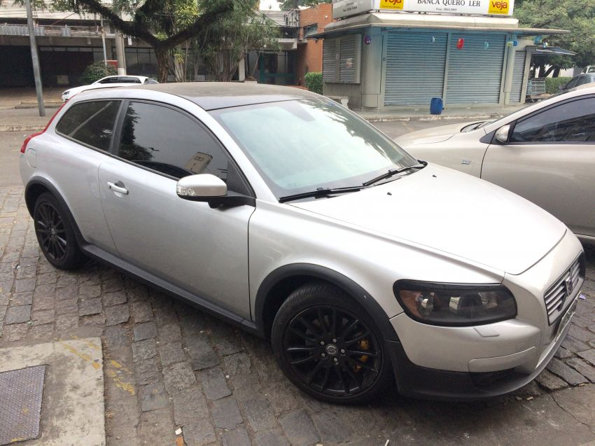 Volvo C30 T5 Top 2.5 Turbo (aut) - Foto #4