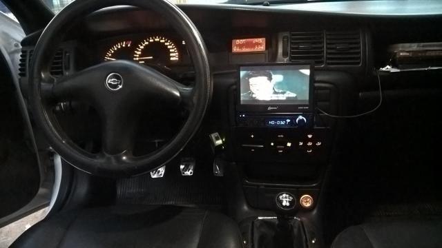 Chevrolet Vectra GL Milenium 2.2 MPFi - Foto #3