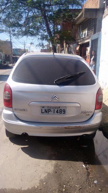 Citroën Xsara Picasso Exclusive Brasil 2.0 16V - Foto #4