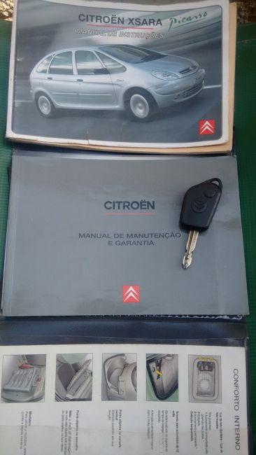 Citroën Xsara Picasso Exclusive Brasil 2.0 16V - Foto #7