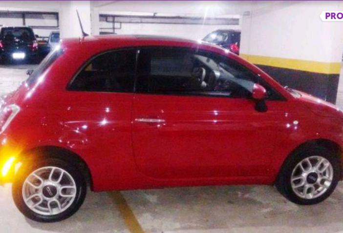 Fiat 500 Cult Dualogic 1.4 Evo (Flex) - Foto #3