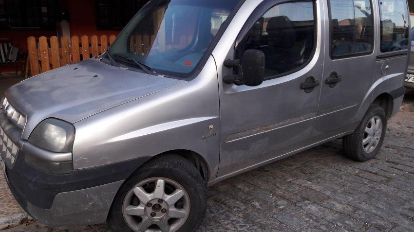 Fiat Doblò EX 1.3 16V Fire - Foto #1
