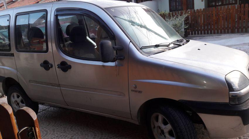 Fiat Doblò EX 1.3 16V Fire - Foto #2