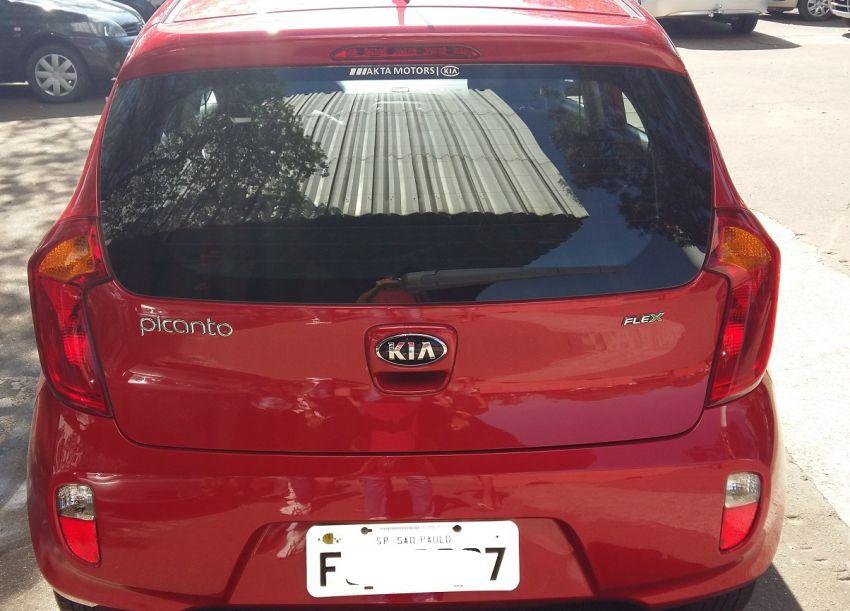 KIA Picanto EX 1.0 - Foto #2