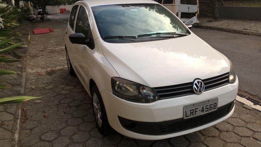 Volkswagen Fox 1.6 MSI Trendline (Flex) - Foto #2