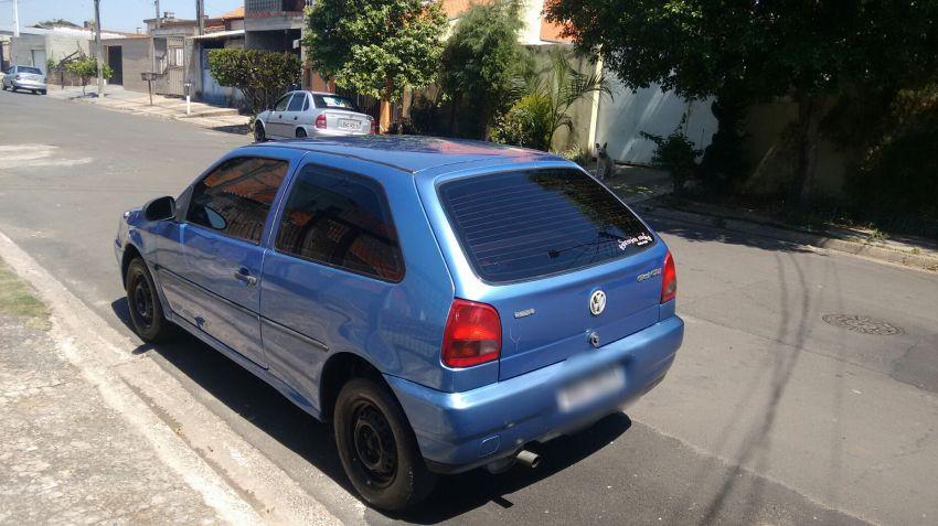 Volkswagen Gol CLi 1.6 - Foto #1